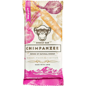 Chimpanzee Energy Bar Box 20x55g Rote Beete & Karotte (Vegan)